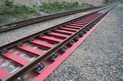 Railway Track Sleepers by Rail Tracks Embedded With Fiber Optics To Boost Safety Sinaran Mikron Optik