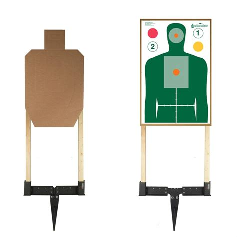 L Stand Target by Challenge Targets 174 Hurricane Target Stand 619437 Shooting Targets At Sportsman S Guide