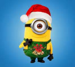 christmas minion merry christmas feliz navidad bon nadal