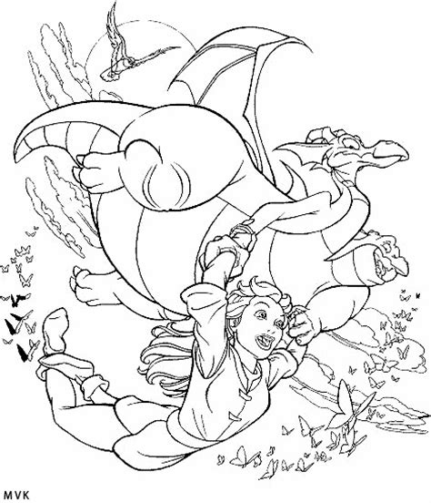 quest for camelot coloring page coloring pages pinterest