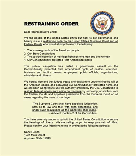 restraining order template unrestrained anti billboards pop up in michigan