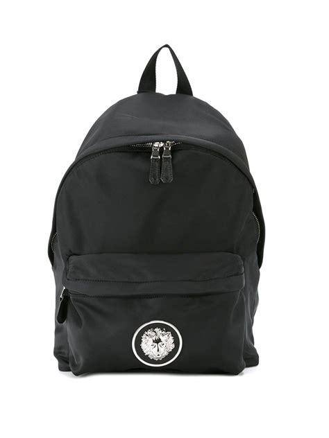 versus versace detail backpack backpacks fbx0004fnmr f463n