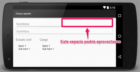 layout landscape in android tutorial de layouts en android