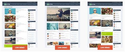 extra wordpress theme drag drop magazine page builder