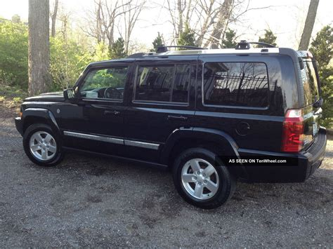 Jeep Commander Hemi 2008 Jeep Commander Limited Hemi