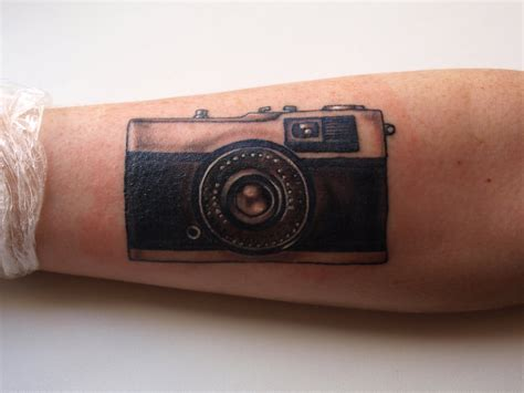 camera tattoos ideas cameras inspiration
