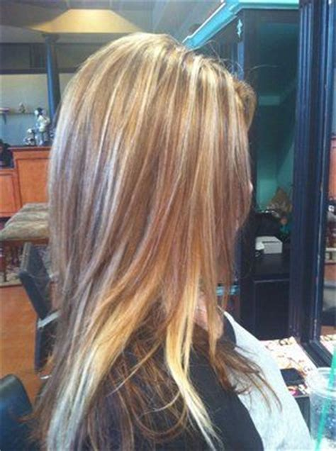 hi low lites hair 91 best images about hair highlights on pinterest her