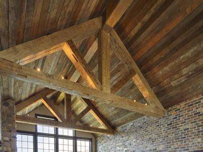 Rustic Ceiling Beams by Rustic Wood Paneling Elk Ridge Rustic Elmwood Reclaimed