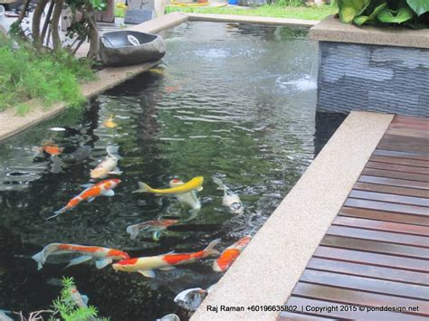 koi pond design malaysia fountain design trading