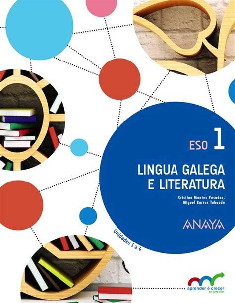 lingua galega e literatura 8467800747 lingua galega e literatura 1 distribuciones cimadevilla