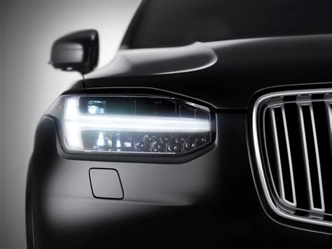 how cars run 2011 volvo xc90 interior lighting volvo xc90 s thor s hammer daytime running lights teased