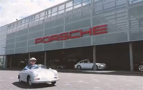 Porsche Classic Center by Porsche Classic Center Takes On A Small Project In This