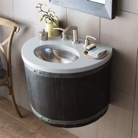 Bathroom Sink Cabinets Las Vegas Trails Unveils Carrara Marble Inset Cuzco Vanities