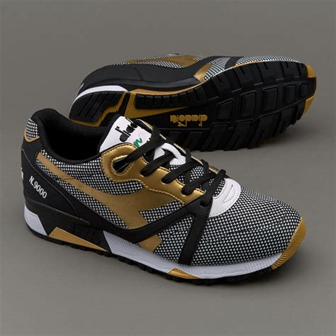 Sepatu Diadora N9000 sepatu sneakers diadora n9000 arrowhead black