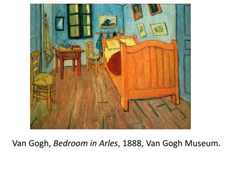 Gogh Bedroom At Arles 1888 Ppt Why Learn About Impressionism Powerpoint