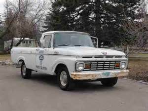 sell used 1963 ford unibody v8 automatic solid