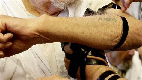 holocaust survivors tattoos based holocaust education tool causes stir the