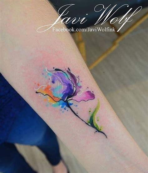 watercolor tattoos reno 17 migliori idee su tatuaggi corsa su a