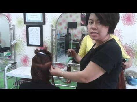 Lem Hair Extension Lem Rambut Sambung isye salon hair extension