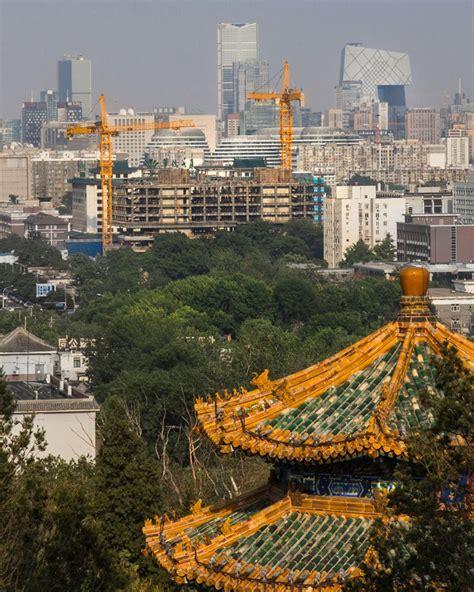 designboom beijing ole scheeren s guardian art center takes shape in beijing