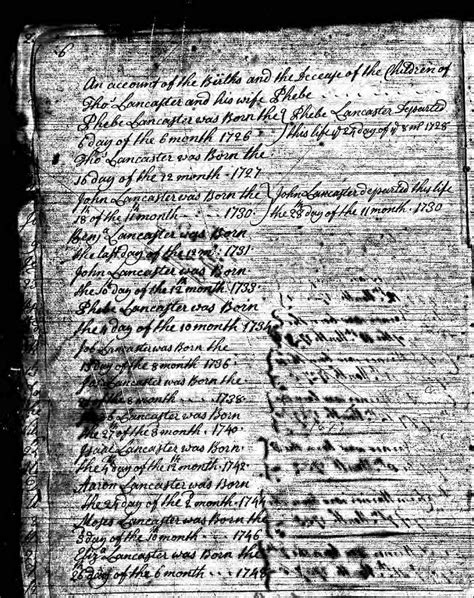 Lancaster County Pa Birth Records Lancaster Birth Records