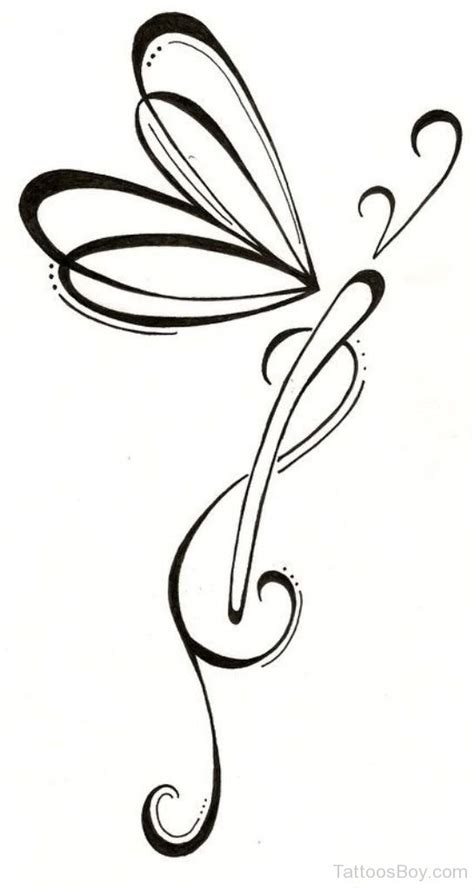 black dragonfly tattoo designs dragonfly tattoos designs pictures page 3