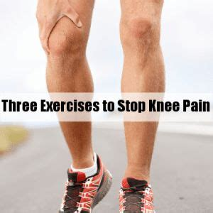 11 exercises that help decrease knee pain sparkpeople dr oz 3 exercises to prevent knee pain knee pain