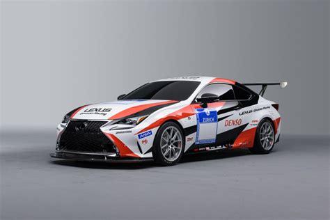 lexus racing toyota global site motorsport 2016 motorsports activities