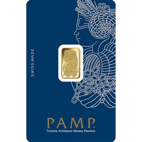 buy 2.5 gram pamp suisse veriscan gold bars (new in assay