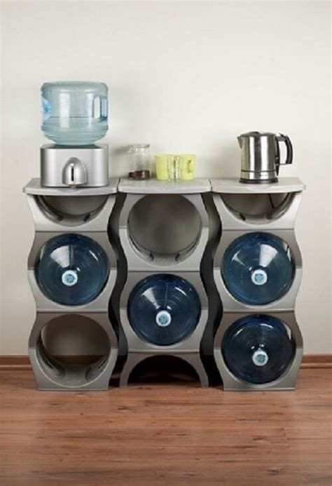 Shelf Of Water by U Water Bottle Rack Storage Solution For 3 5 Gallon