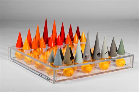 designer chess sets a colorful chess set that can be used in multiple ways