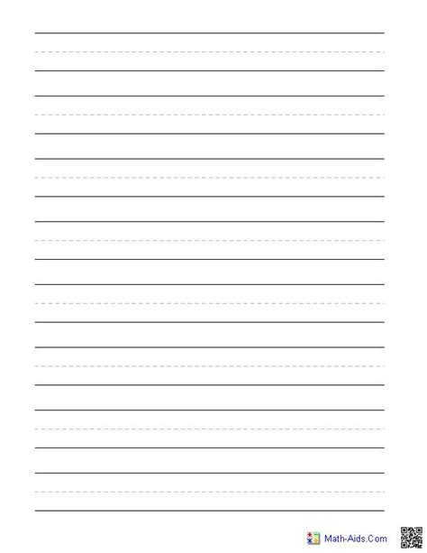 printable writing paper upper elementary 9 best handwriting images on pinterest teaching