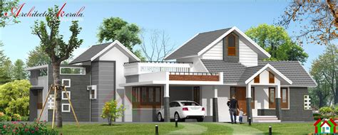 kerala home design single floor architecture kerala single storied kerala house design