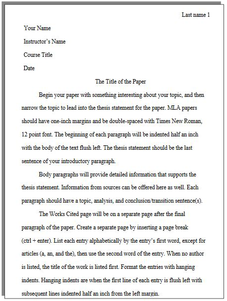 how to write a website in a paper what does an mla paper look like cwi