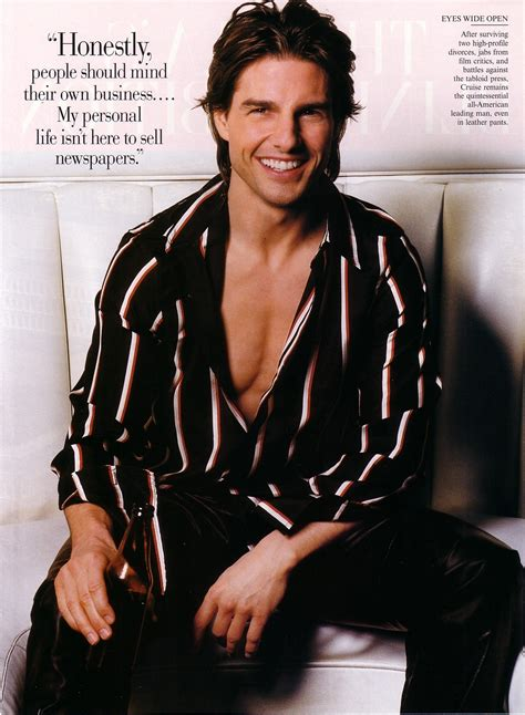 Vanity Fair Tom Cruise by Tom Cruise Tom Cruise Photo 4182422 Fanpop