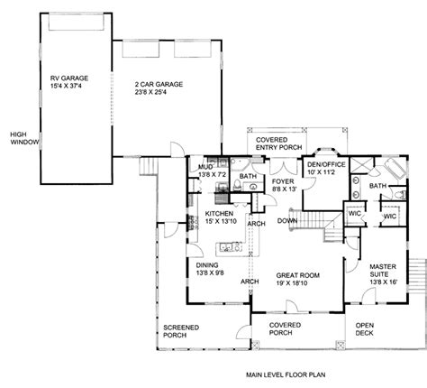 house plan 85371 at familyhomeplans