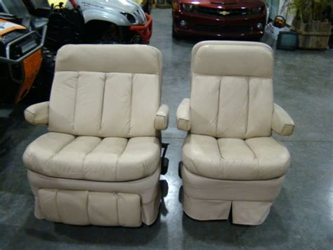 motorhome replacement chairs rv parts villa international rv motorhome captian chairs