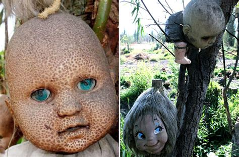 haunted doll island destination creepiest place on the planet island of dolls mexico