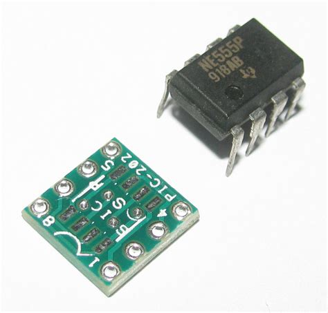 Adaptor Bor Pcb soic8 to dip8 singapore pic 202 smd ic adapter for soic