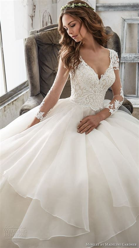 Wedding Wedding Dresses by Best 25 Layered Wedding Dresses Ideas On