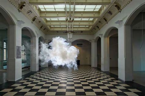 the cloud room nimbus munnekeholm by berndnaut smilde national air and space museum