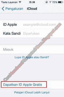 membuat akun id apple cara membuat akun id apple tanpa kartu kredit idevices