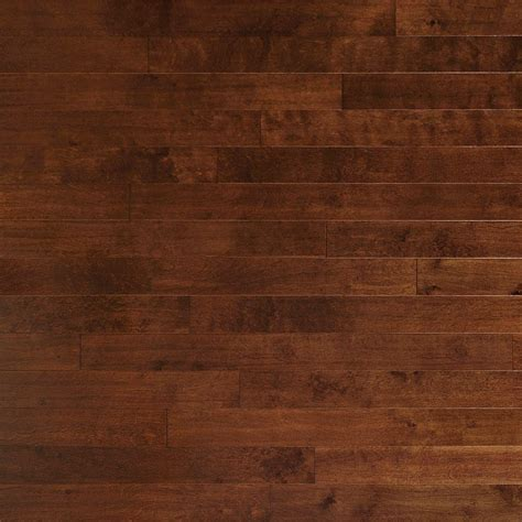 heritage mill scraped american birch topaz   thick    wide  random length engineered