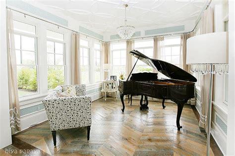 piano in room piano room design ideas