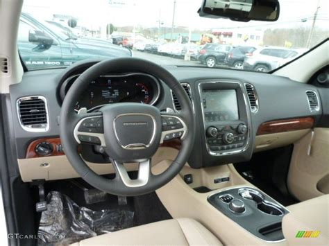 2015 Dodge Durango Interior by Black Light Beige Interior 2015 Dodge Durango Citadel Awd Photo 102513647 Gtcarlot