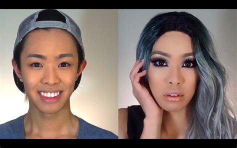 male wants female makeover male to female makeup transformation youtube