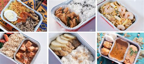 airasia order food airasia santan food festival best in flight meals