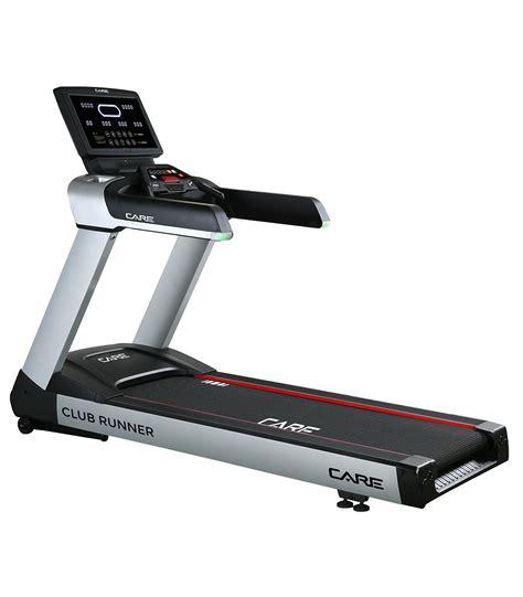 Tapis De Course Professionnel by Tapis De Course Professionnel Club Runner Led Care Fitness