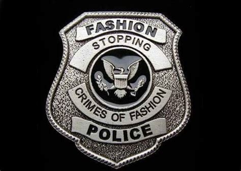 fashion police stop fashion police on hold items for sale flight