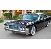 Black 1965 Lincoln Continental  YouTube